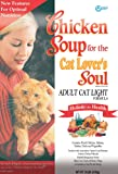 Chicken Soup for the Cat Lover's Soul Dry Cat Food for Adult Cat, Light Chicken Flavor, 18 Pound Bag