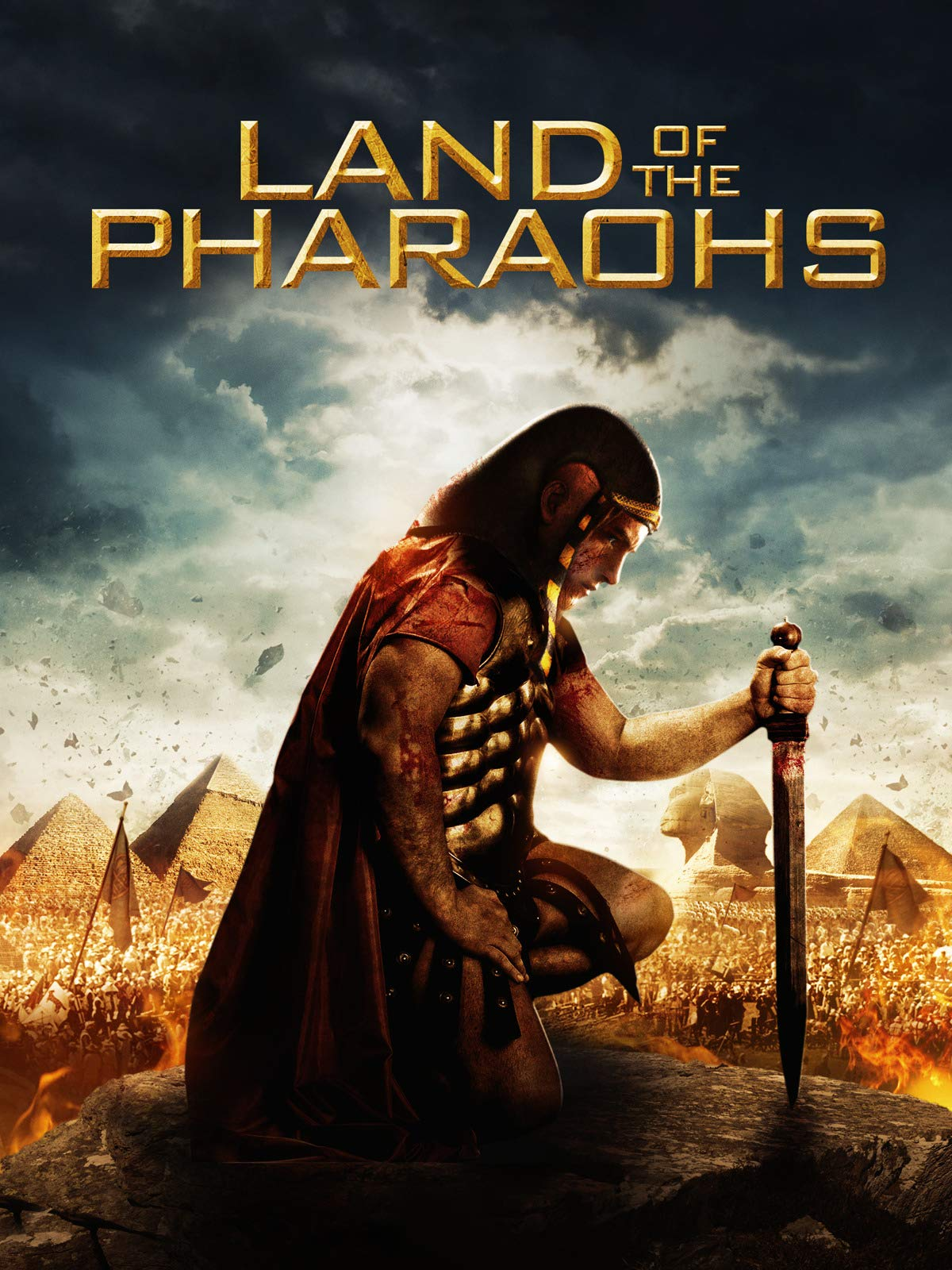 Land of the Pharaohs on Amazon Prime Video UK