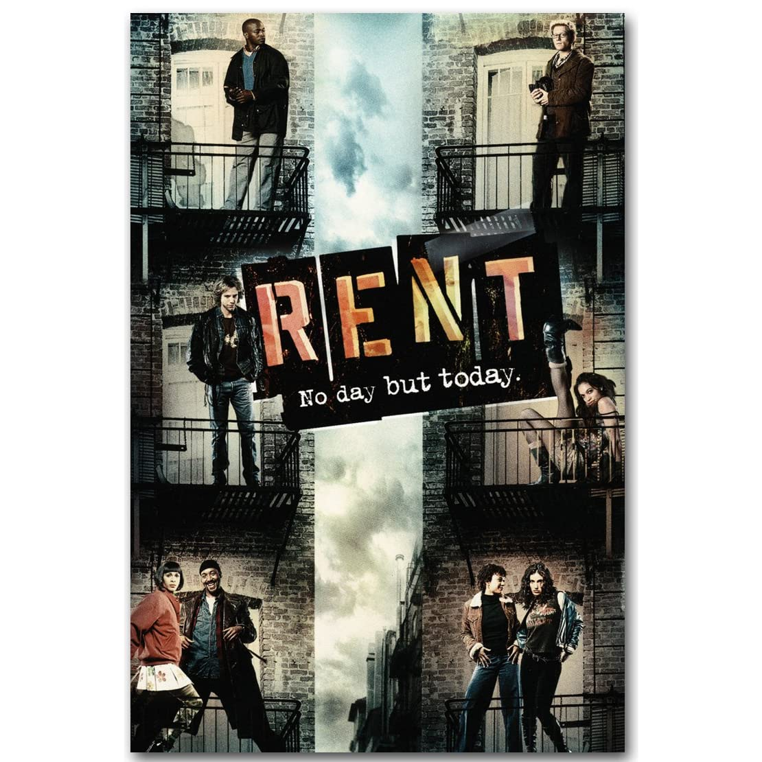 Rent Broadway Poster R...