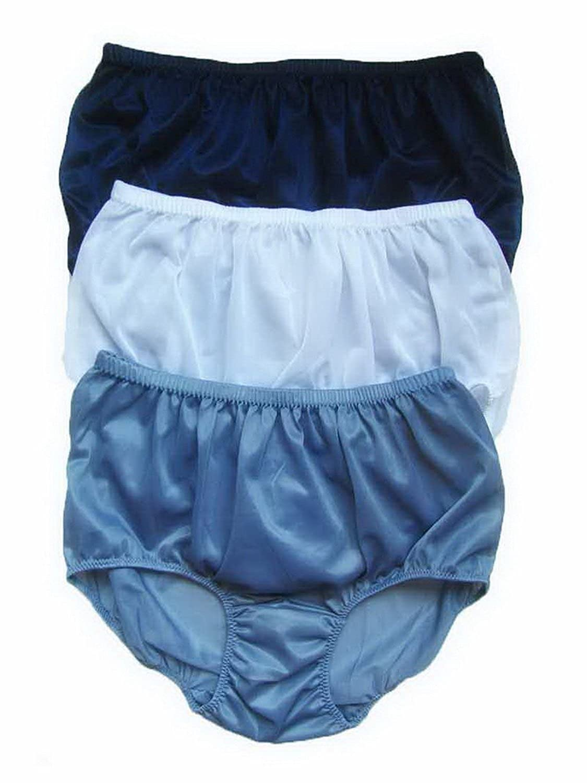 Höschen Unterwäsche Großhandel Los 3 pcs LPK10 Lots 3 pcs Wholesale Panties Nylon online kaufen