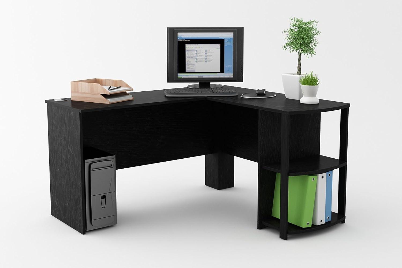 Офисная мебель Ameriwood L-Shaped Desk with