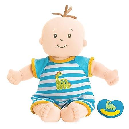 Manhattan Toy - 143780 - Poupée et Mini-Poupée - Baby Stella - Garçon