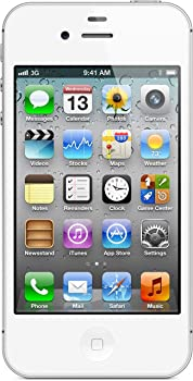 Apple iPhone 4S 64GB Unlocked GSM Smartphone