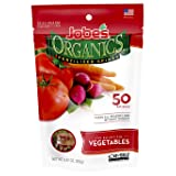 Jobe's Organics Vegetable & Tomato Fertilizer Spikes, 2-7-4 Time Release Fertilizer for All Vegetables, Herbs and Tomato Plants, 50 Spikes per Package (Color: Multicolor, Tamaño: 1 Pack)