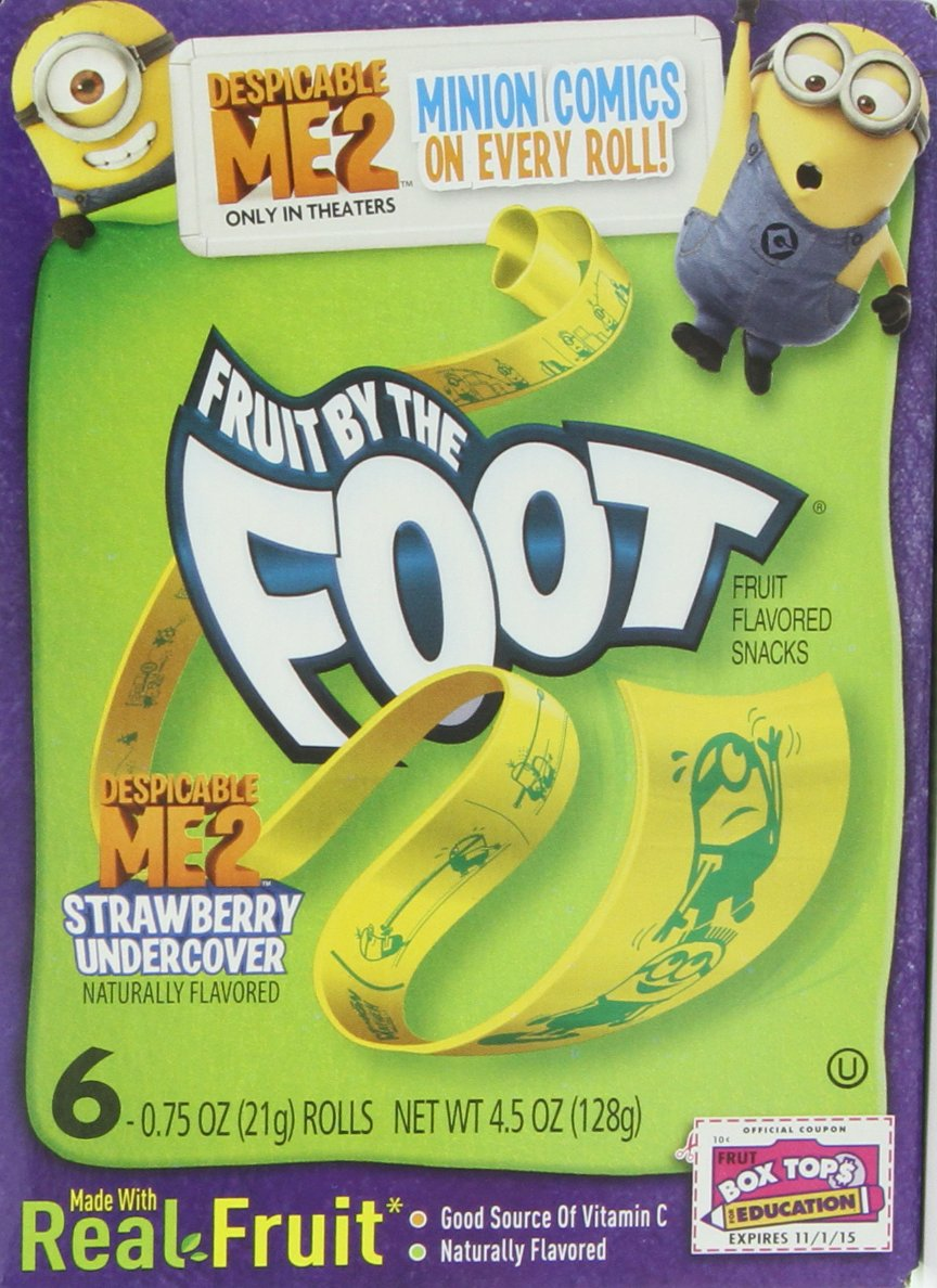 Fruit by The Foot Flavors Amazon Com Fruit by The Foot