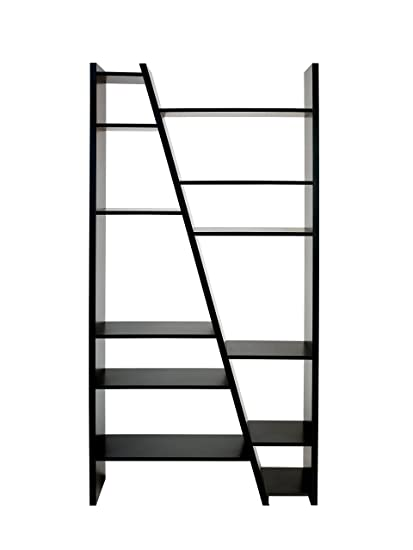 TemaHome Shelf divider with slanted rail delta 002 black