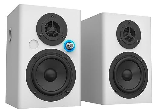 Vision SP-1200P Enceinte pour MP3 & Ipod Blanc