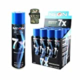 Neon 7x butane fuel+ torch Camo WP Lighter (12) (12)