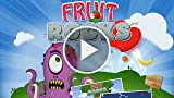 CGRundertow FRUIT ROCKS for iPhone Video Game Review