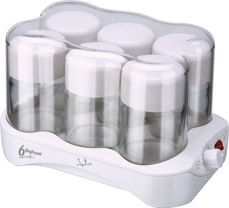 Yogurtera para 6 yogures marca Jata