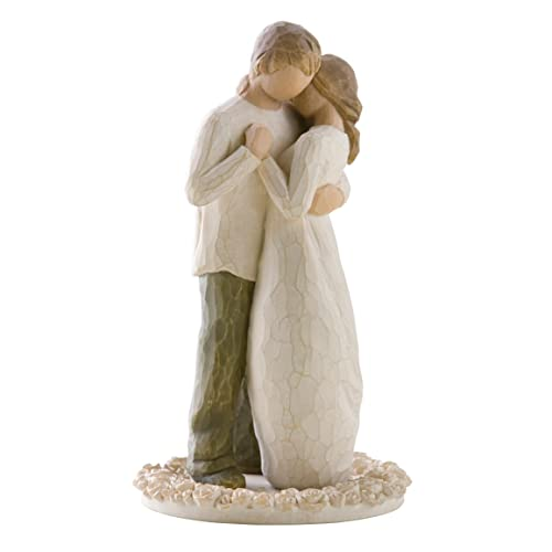 Willow Tree Promise Cake Topper Susan Lordi 26189