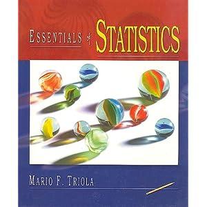 Essentials of Statistics (2nd Edition) Mario F. Triola