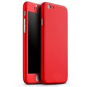 Oats® Apple IPhone 6 Plus / 6s Plus Hülle Rundum Schutzhülle ...