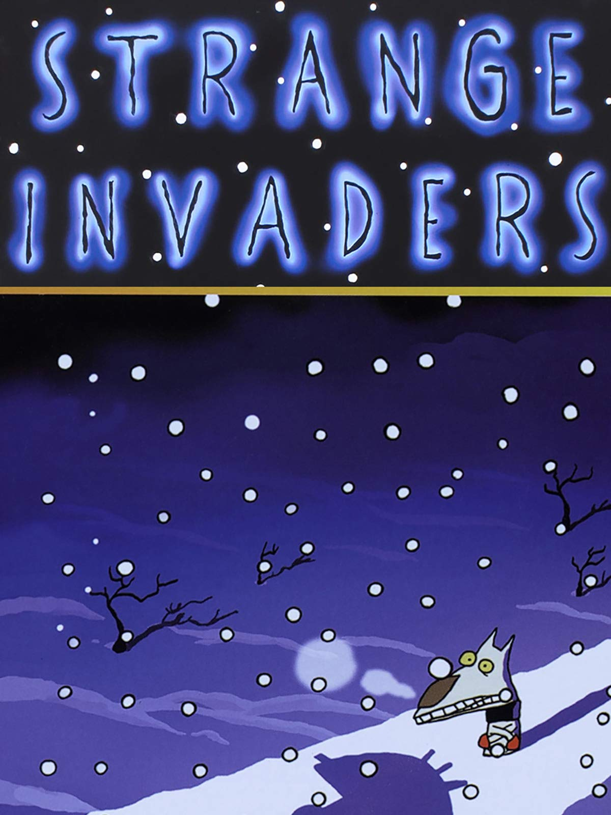Strange Invaders on Amazon Prime Video UK