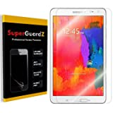 [3-Pack] For Samsung Galaxy Tab Pro 8.4 (2014 Release) - SuperGuardZ Screen Protector, Ultra Clear, Anti-Scratch, Anti-Bubble [Lifetime Replacements] (Color: Clear)