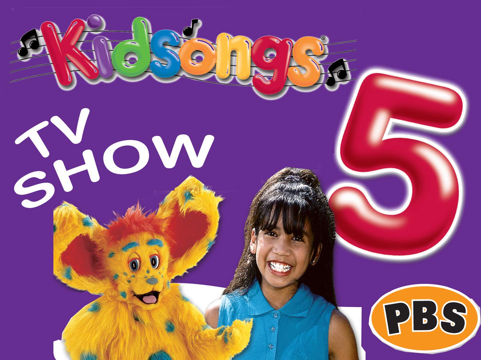 Kidsongs - Season 5