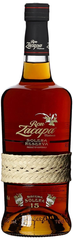 Ron Zacapa Sistema Solera 15 Rum 40% 0,7l