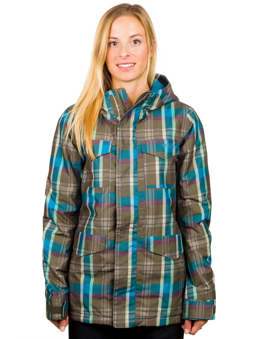 Burton Damen Snowboardjacke W TWC No Way Jacket