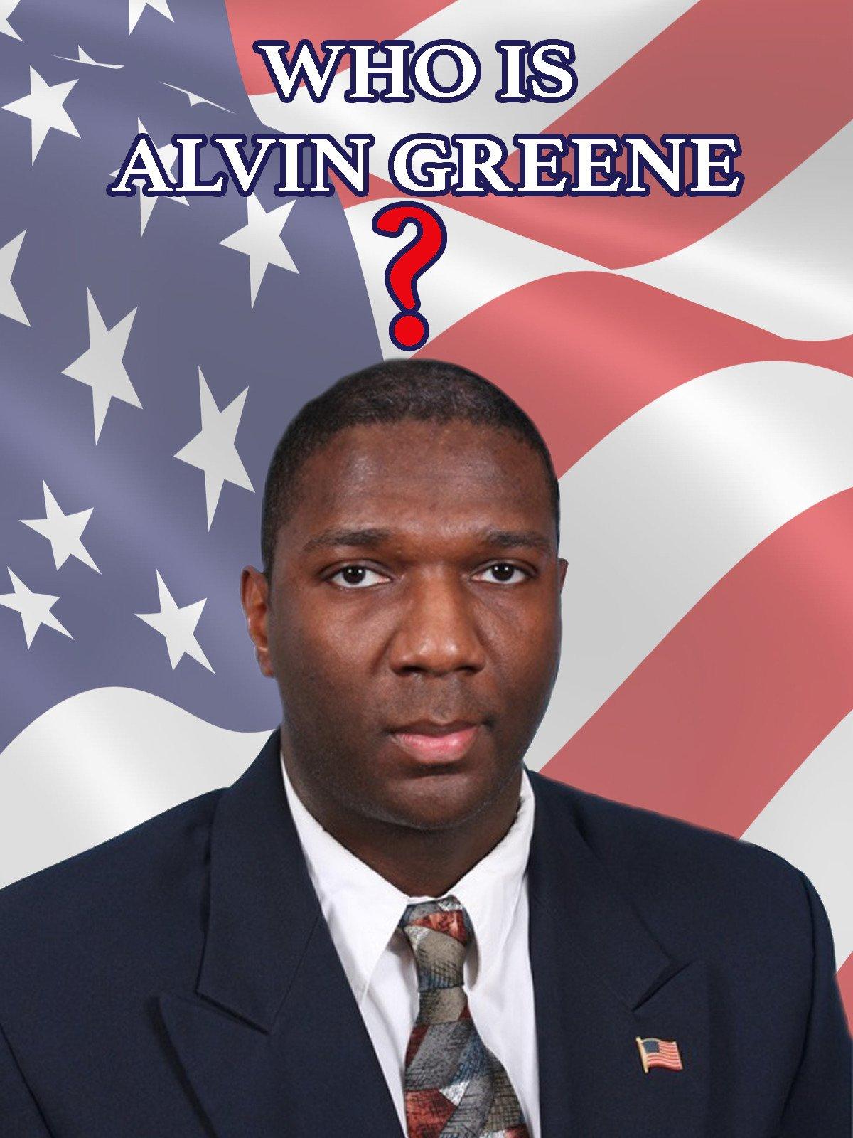 Who Is Alvin Greene? on Amazon Prime Instant Video UK