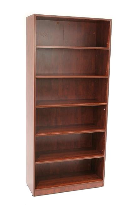 Regency Legacy 71-inch High Bookcase- Cherry