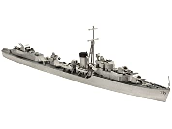Revell - 65120 - Maquette - Model Set H.M.S. Kelly