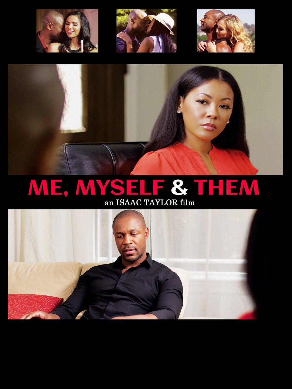 Me, Myself & Them on Amazon Prime Video UK