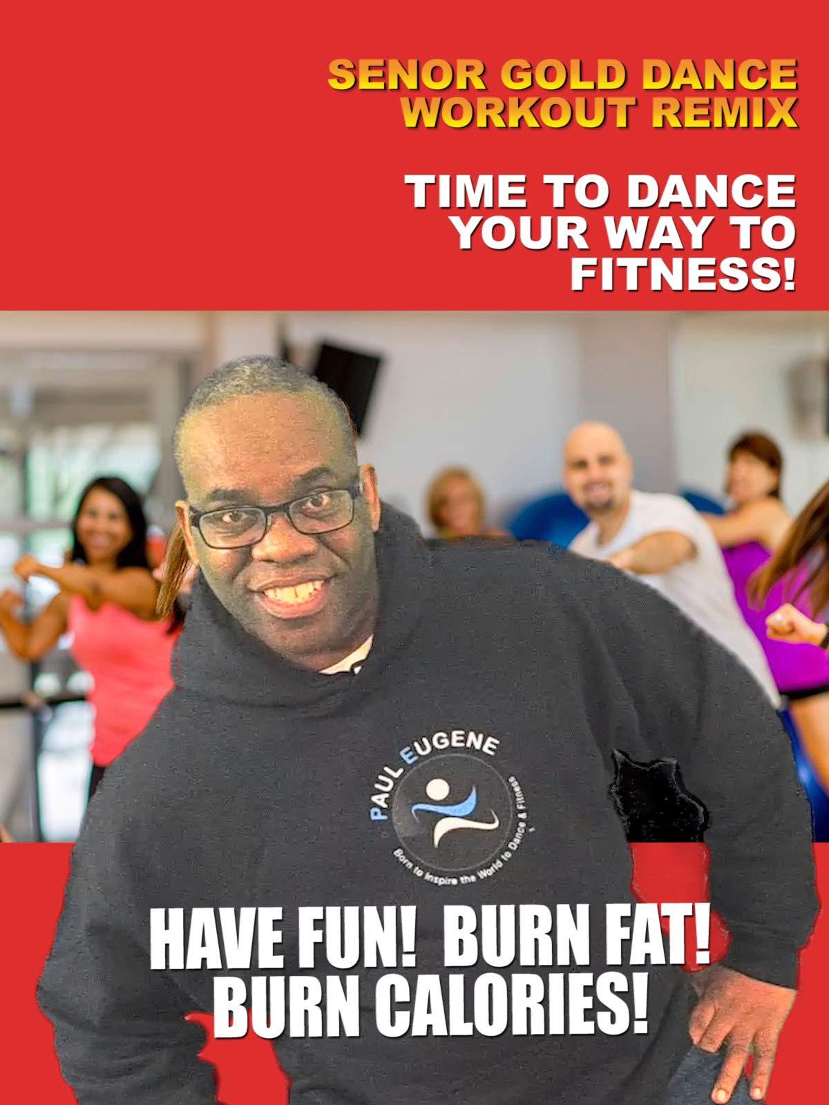 Senor Gold Dance Workout Remix