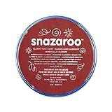 Snazaroo Classic Face Paint, 18ml, Burgundy (Color: Burgundy, Tamaño: 18ml)