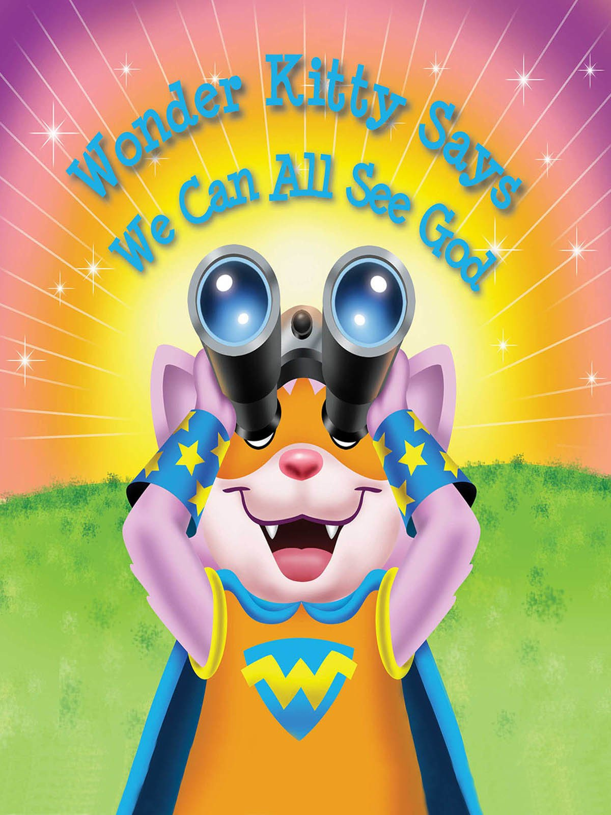 Wonder Kitty Says We Can All See God