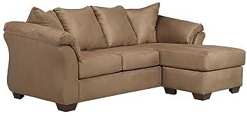 Darcy Mocha Sofa Chaise