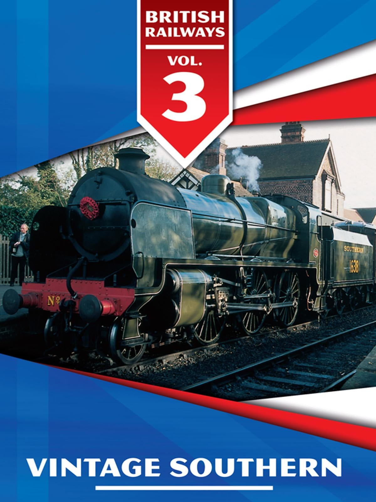 British Railways Volume 3: Vintage Southern