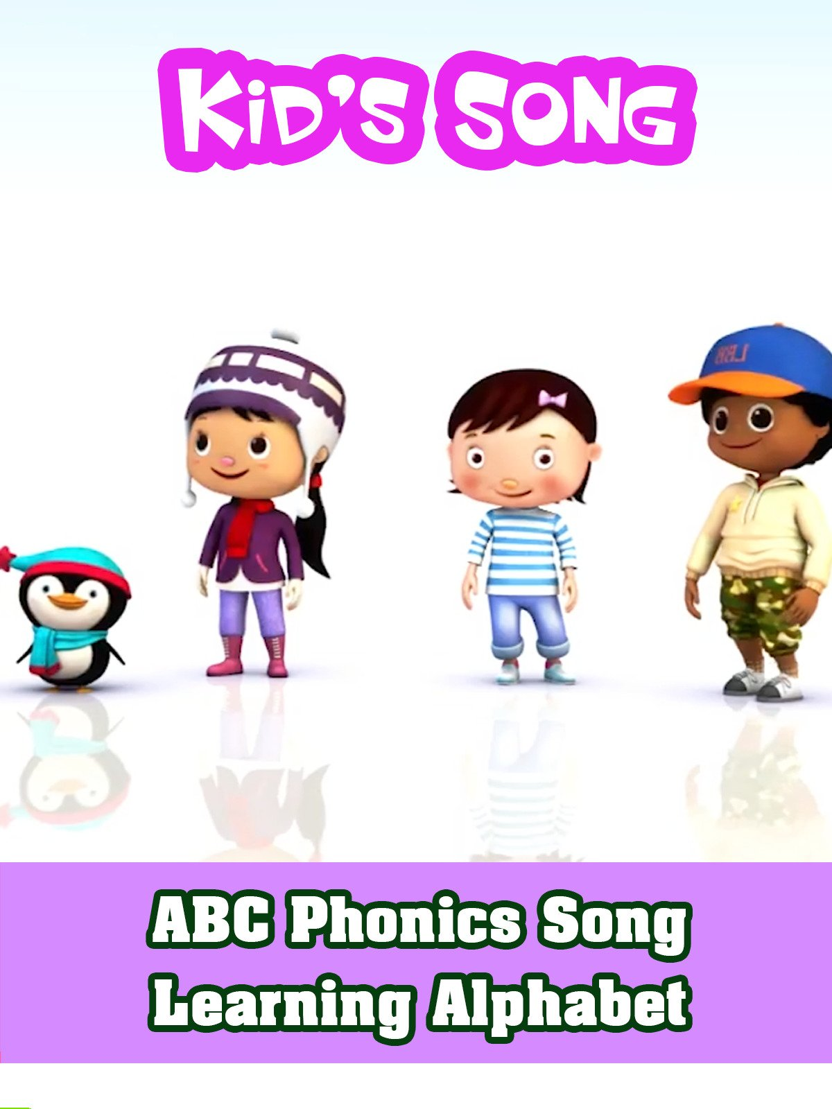 ABC Phonics Song Learning Alphabet