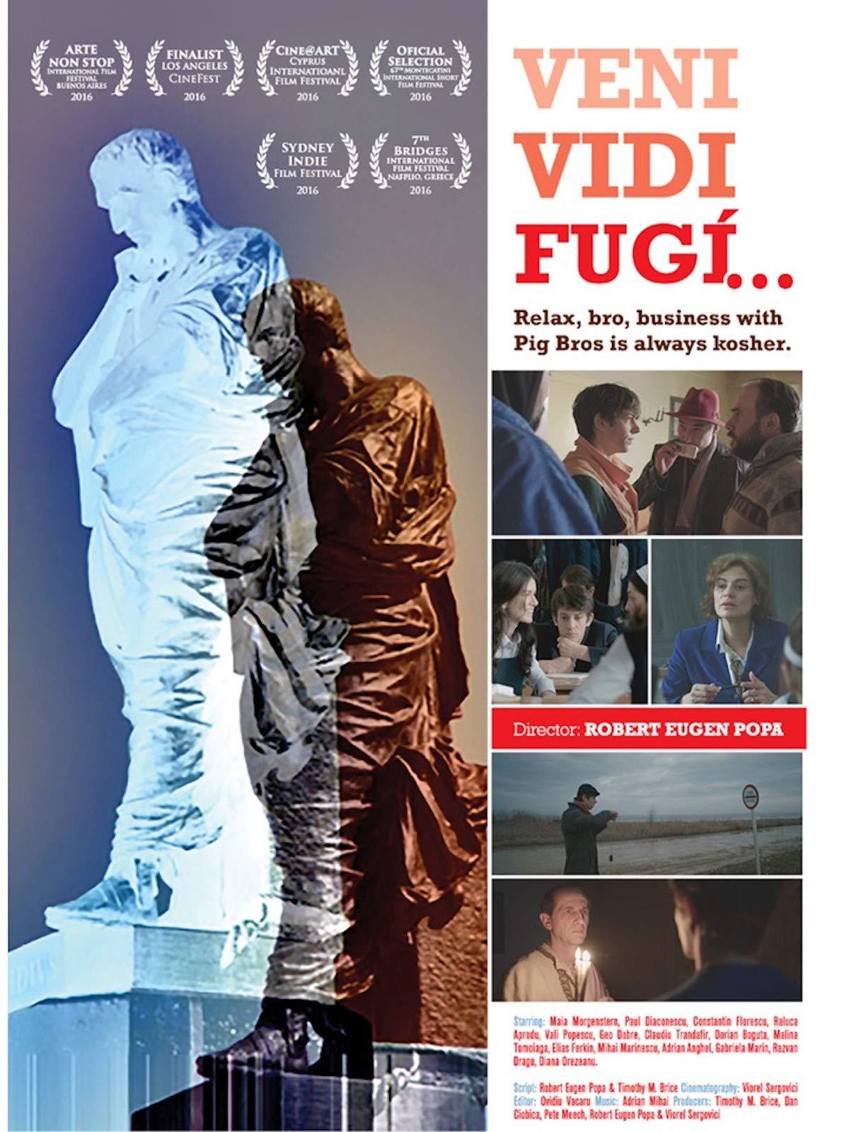 Veni, Vidi, Fugi: I Came, I Saw, I Fled