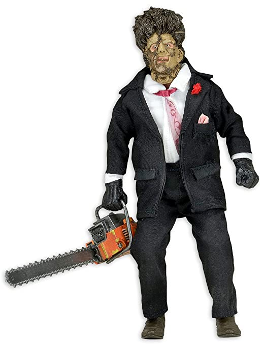 Figurine d'action Texas Chainsaw Massacre 2 - Leatherface