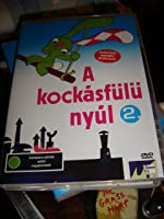 A Kockasfulu Nyul 2 / 13 Episodes / Region 2 PAL DVD / Hungarian Edition