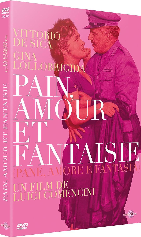 Pain, Amour et Fantaisie de Luigi Comencini (1953) 71okOKywaqL._SL1500_