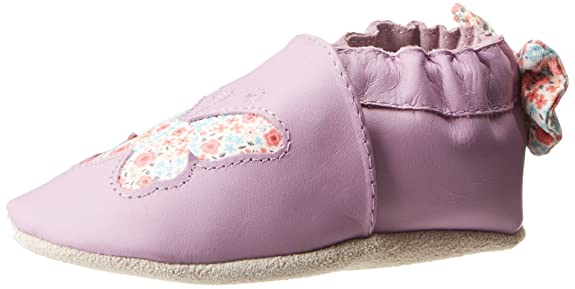 Newest Robeez Vintage Butterfly Crib Shoe For Kids Cheap Price
