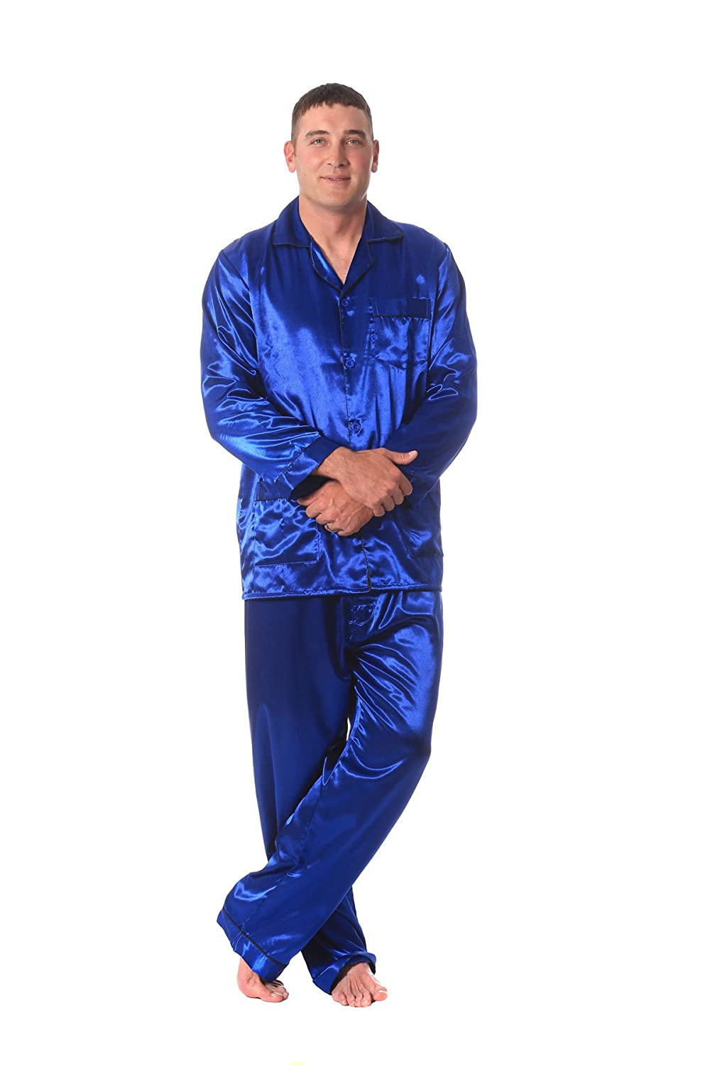 You can find individual sleepwear options, like men's pajama pants at Kohl's. If you're in search of a complete bedtime look, check out our line of men's pajama sets. And for a festive look for the holidays, shop Kohl's for men's Christmas pajamas and sleepwear for the whole family!