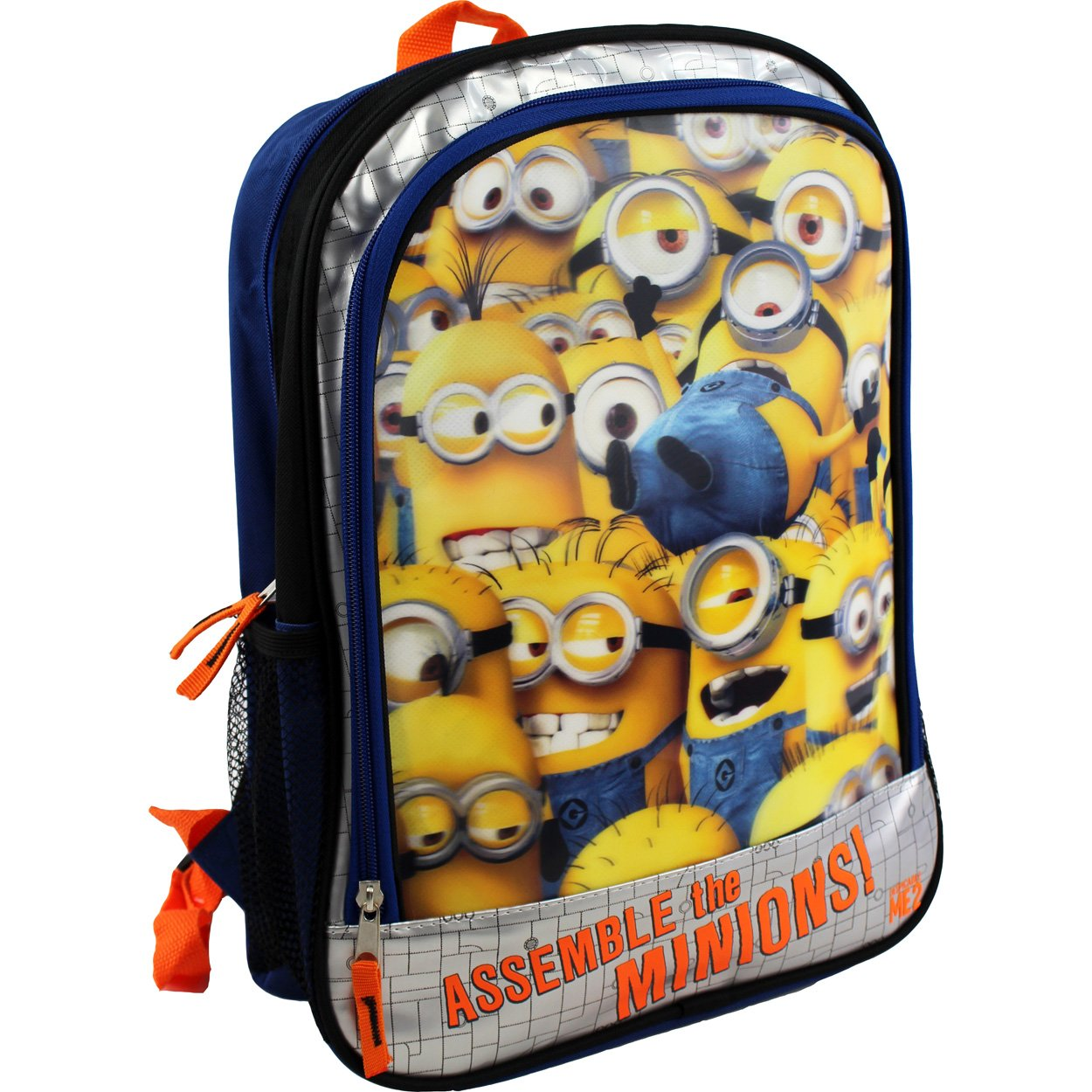 Despicable Me Assemble the Minions School Backpack
