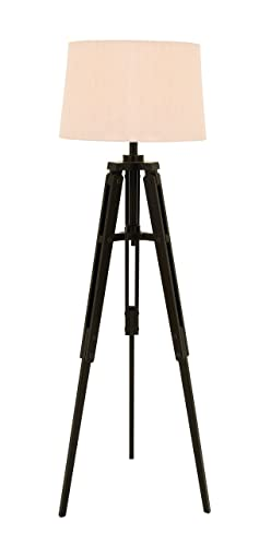 Old World Floor Lamp on Tripod