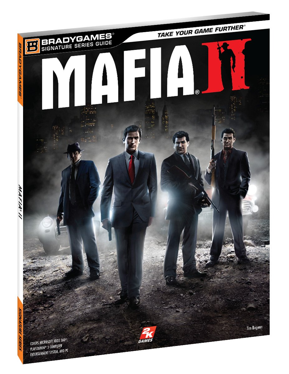 Mafia II Signature Series Strategy Guide (Brady Games Signature Series) Tim Bogenn