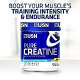 USN Pure Creatine Monohydrate Powder, 500 Grams (Tamaño: 500g)