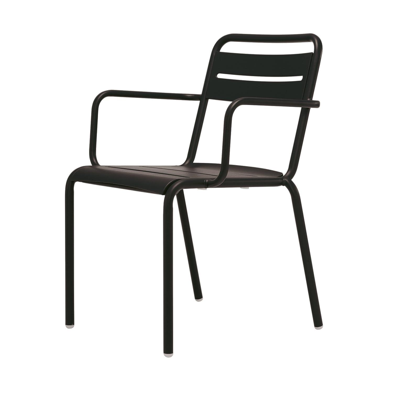 Star Armlehnstuhl schwarz jetzt bestellen