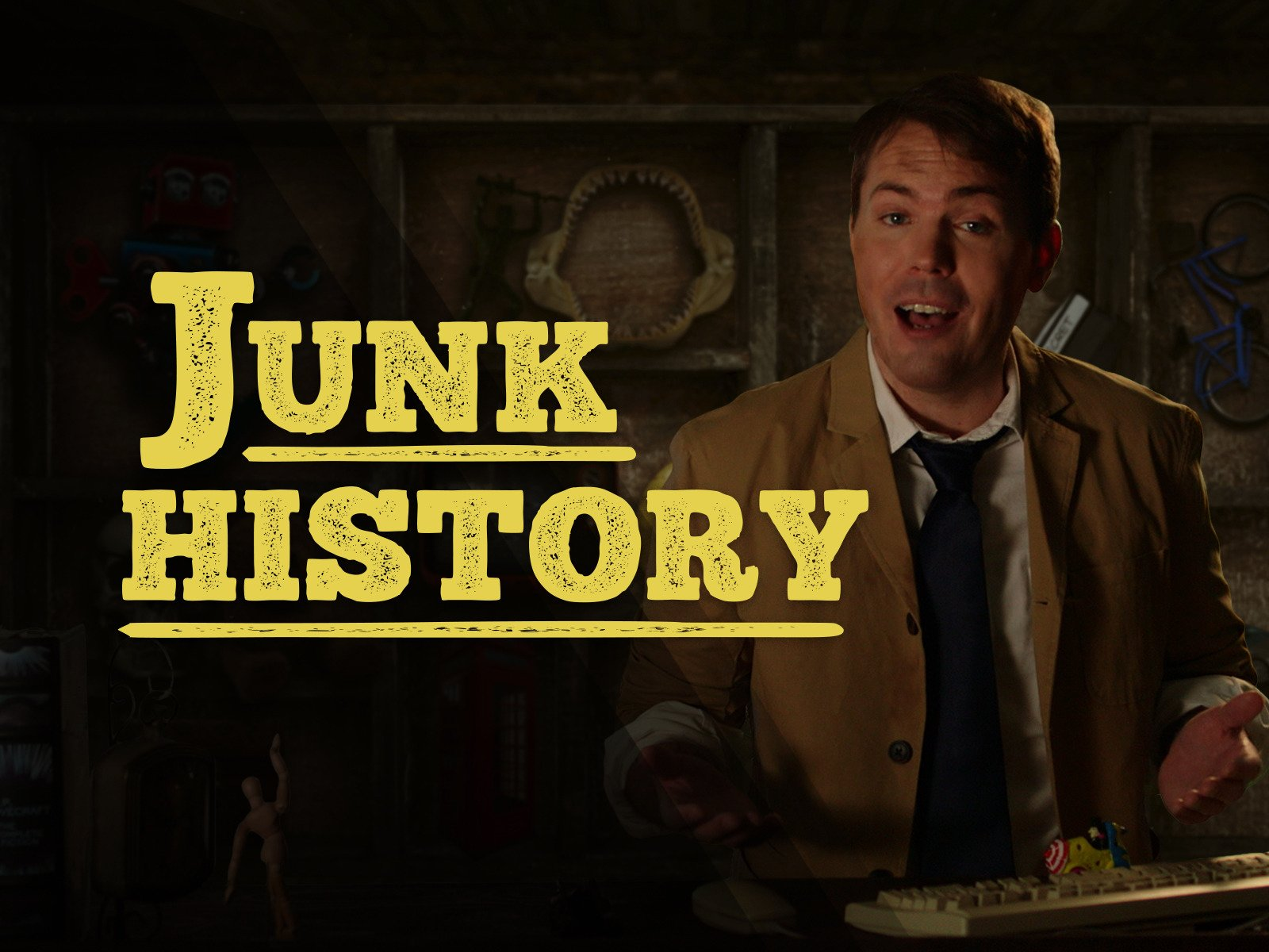 Junk History - Season 1