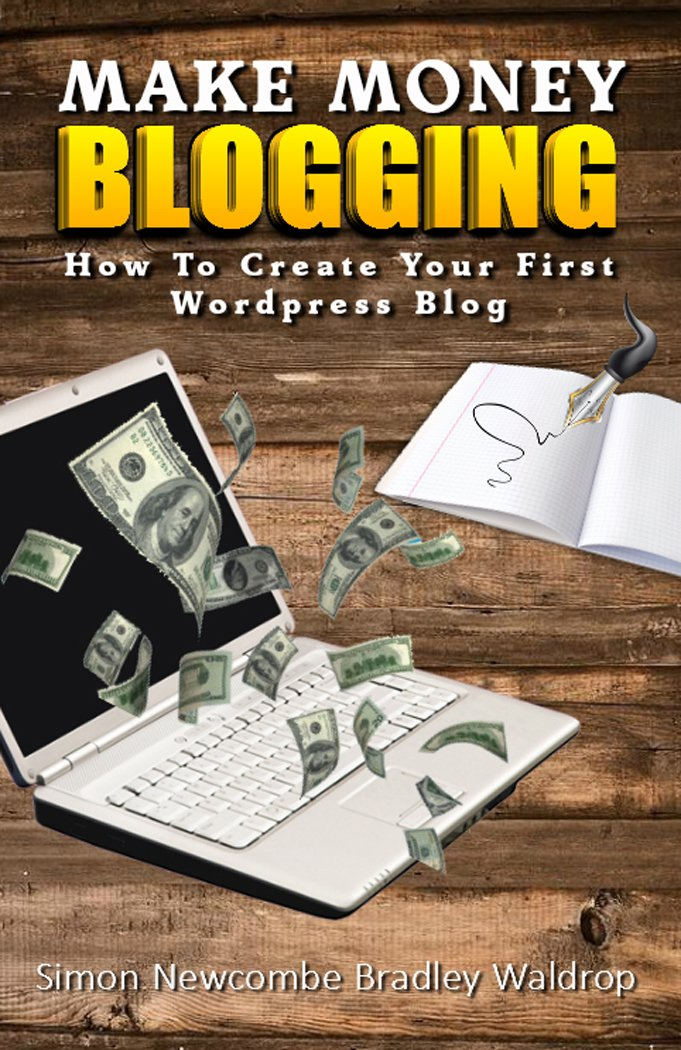 Amazon.com: Make Money Blogging: How To Create Your First ...