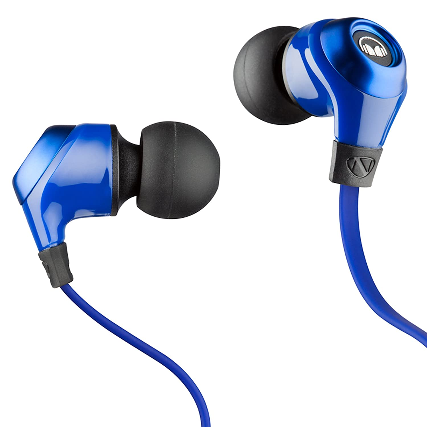 Monster NCredible NErgy In-Ear Headphones (Cobalt Blue) $45.42