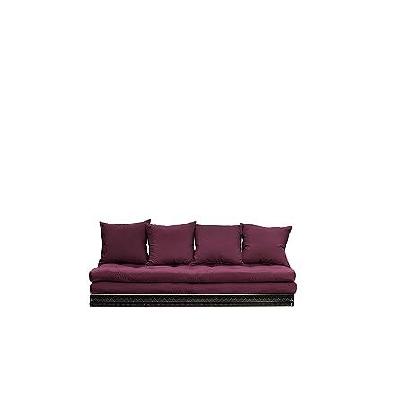 Chico Sofa, futón sobre tatami de Combinare de sofá o cama