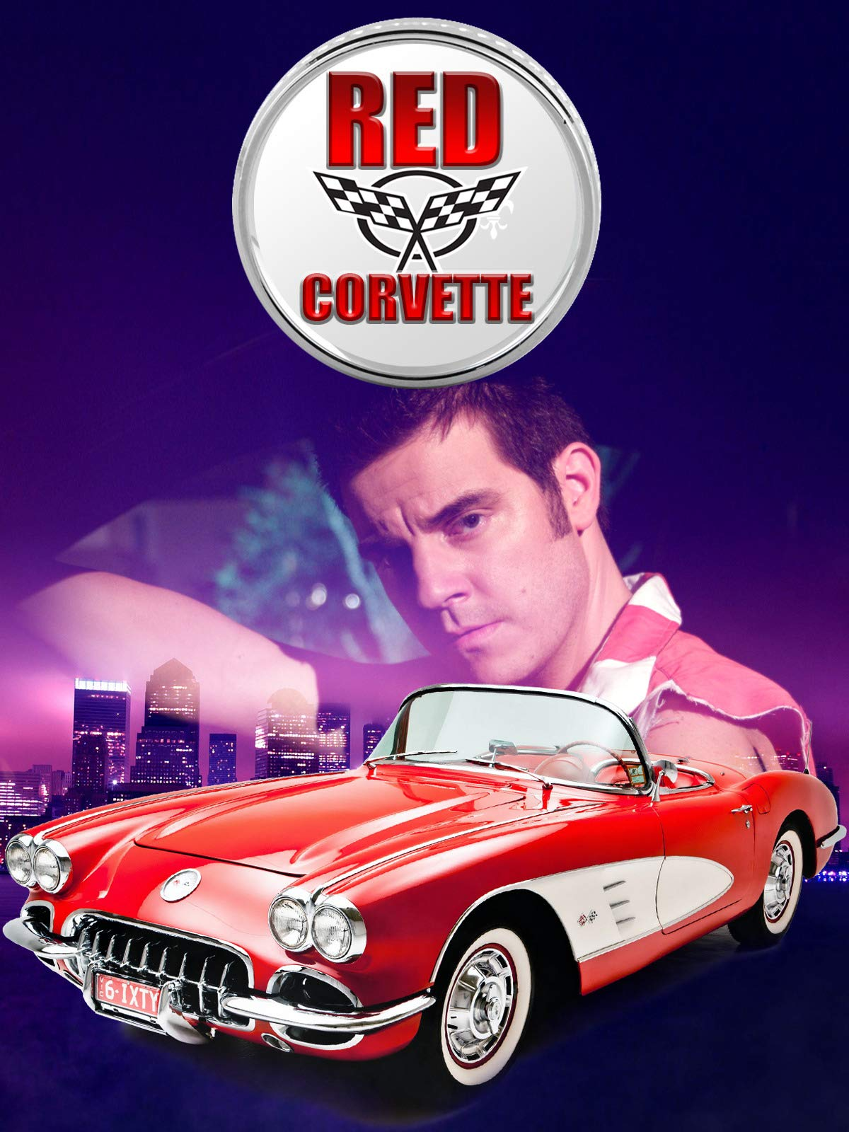 Red Corvette on Amazon Prime Video UK