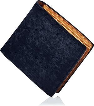 COASTHERIT 財布 一流の財布職人が作る ブライドルレザー 二つ折り財布 メンズ 小銭入れ付き