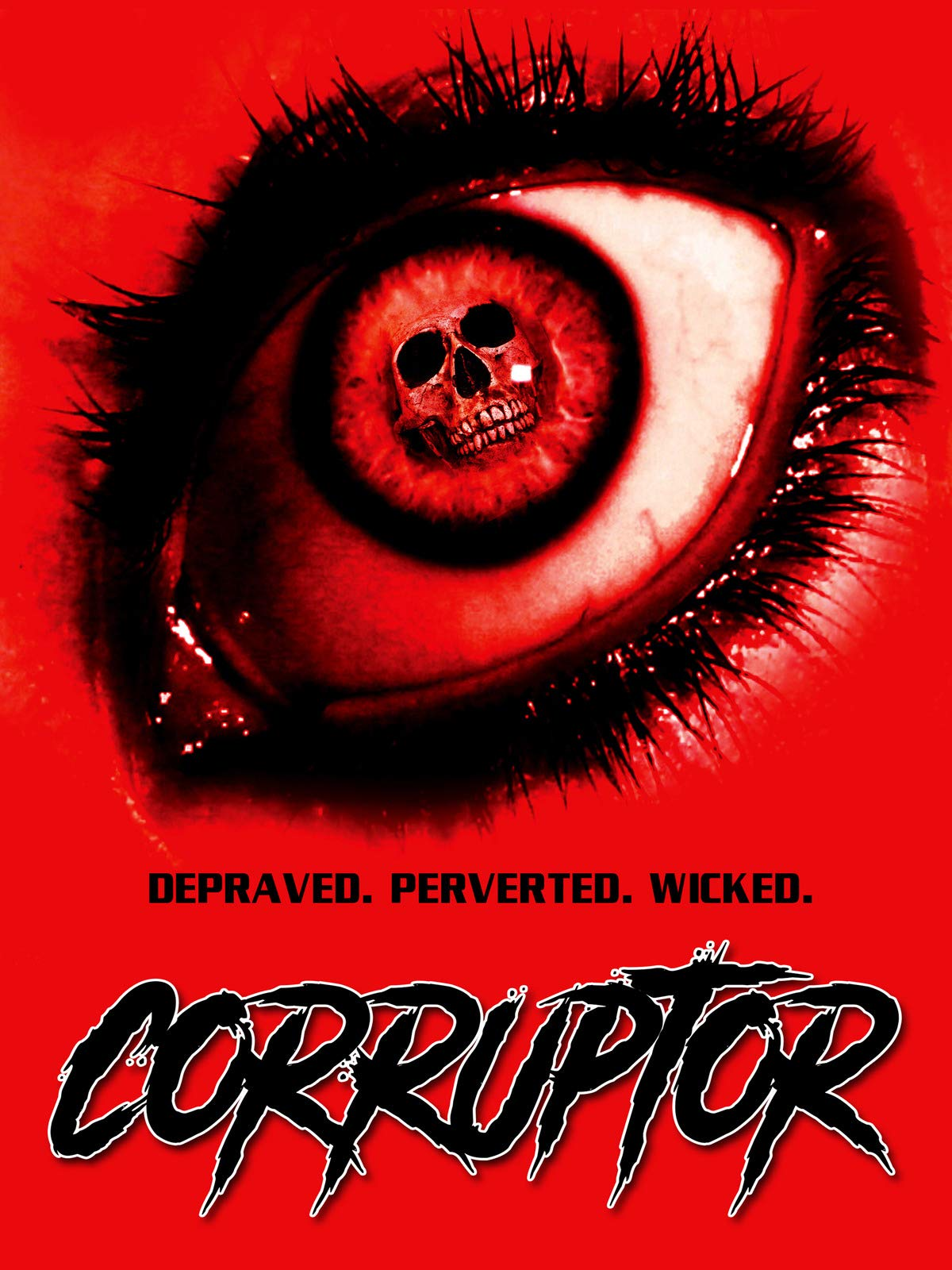 Corruptor on Amazon Prime Video UK